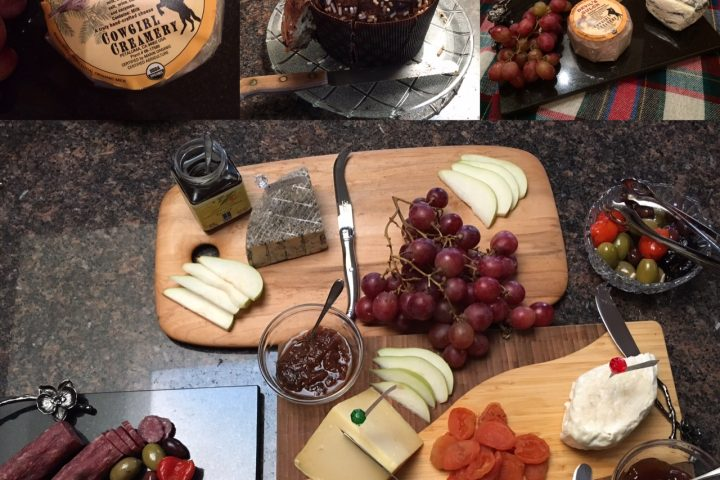 Wine, Cheese, Panettone Bring Holiday Merriment