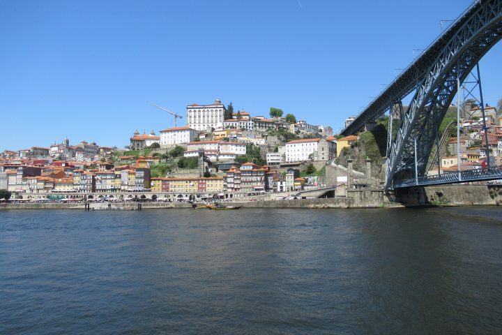 Porto offers wine, food, awesome views