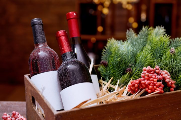 Delicious wines add oomph to holiday festivities