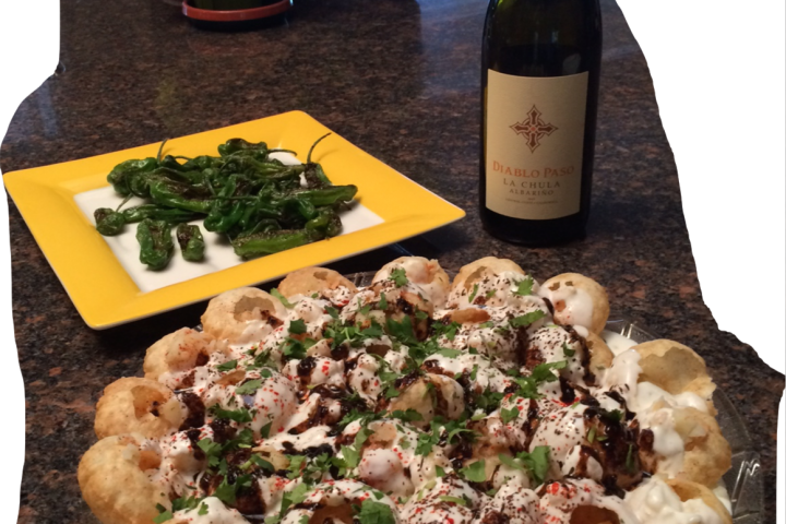 Paso Robles albariño varietal matches spicy food